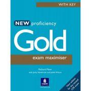 New Proficiency Gold Maximiser with Key - Richard Mann