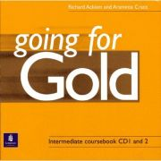 Going for Gold Intermediate Class CD 1-2 - Richard Acklam