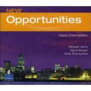 New Opportunities Upper Intermediate Class Audio CD - Michael Harris