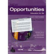 New Opportunities Upper Intermediate Power Book - Michael Harris