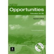 New Opportunities Intermediate Teachers Book with Test Mast - Patricia Mugglestone