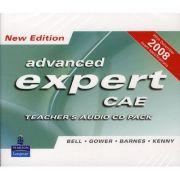 CAE Expert New Edition CD 1-4