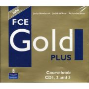 FCE Gold Plus CBk Class CD 1-3 - Jacky Newbrook