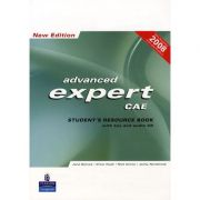 CAE Expert New Edition Students Resource Book with Key, CD Pack - Hyde Drew