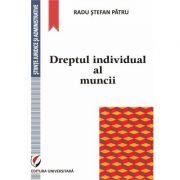 Dreptul individual al muncii (Radu Stefan Patru)
