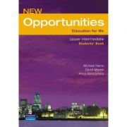 New Opportunities Upper Intermediate Student's Book - Michael Harris