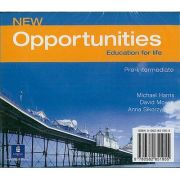 New Opportunities Pre-Intermediate Class Audio CD - Michael Harris
