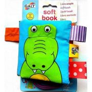 Galt Soft Book. Carticica moale Jungle