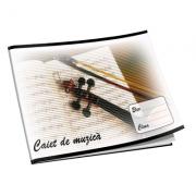 Caiet de muzica, 24 file (CI71014)