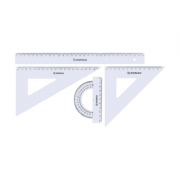 Set geometrie transparent Donau (DN101247)