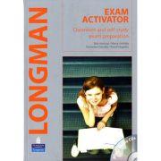 Longman Exam Activator and 2 CDs