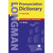 Longman Pronunciation Dictionary Paper and CD-ROM Pack 3rd Edition - John Wells