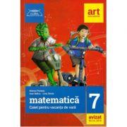 Clubul matematicienilor (Editia 2018) - Caiet matematica pentru vacanta de vara clasa a 7-a