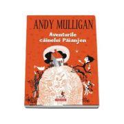 Aventurile cainelui Paianjen - Andy Mulligan
