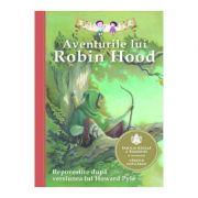 Aventurile lui Robin Hood. Repovestire dupa Howard Pyle