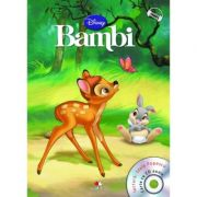 Bambi (Carte + CD audio)