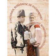 Costumul romanesc de patrimoniu - Ro+Eng Cartonat - Doina Isfanoni, Paula Popoiu