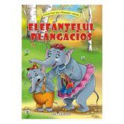 Elefantelul plangacios - Claudia Cojocaru