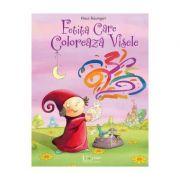 Fetita care coloreaza visele (necartonat) - Klaus Baumgart