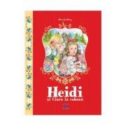 Heidi si Clara la cabana - Mari-Jose Maury
