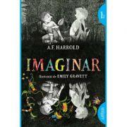 Imaginar. Paperback - A. F. Harrold