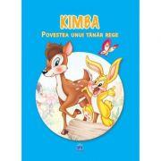 Kimba. Povestea unui tanar rege