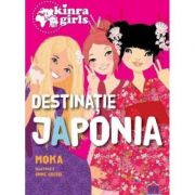 Kinra Girls, Volumul V. Destinatie Japonia