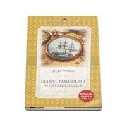Ocolul Pamantului in optzeci de zile - Jules Verne