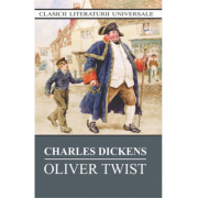 Oliver Twist - Charles Dickens. Reeditare 2018