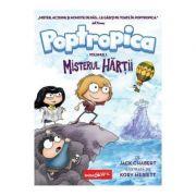 Poptropica Vol. 1. Misterul hartii - Jack Chabert, Kory Merritt
