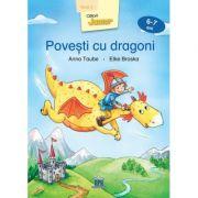 Povesti cu dragoni. Nivel 2, 6-7 ani - - Anna Taube