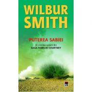 Puterea sabiei (Vol. V) - Wilbur Smith