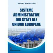 Sisteme administrative din state ale Uniunii Europene (Armenia Androniceanu)