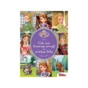 Sofia Intai. Cele mai frumoase povesti cu printesa Sofia - Disney (carte ilustrata)