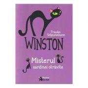 Winston. Misterul sardinei otravite volumul IV - Frauke Scheunemann