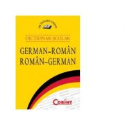 DICTIONAR SCOLAR GERMAN-ROMAN / ROMAN-GERMAN