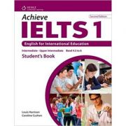 Achieve IELTS 1 English for International Education - Louis Harrison