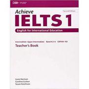 Achieve Ielts 1 Teacher's book - Caroline Cushen