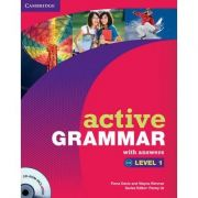 Active Grammar Level 1 with Answers - (contine CD-Rom)