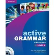 Active Grammar Level 2 with Answers - (contine CD-Rom)