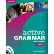Active Grammar Level 3 with Answers - (cuprinde CD-Rom) - Mark Lloyd