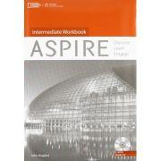 Aspire Intermediate: Workbook with Audio CD - John Hughes