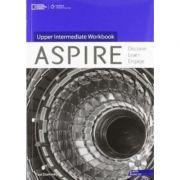 Aspire Upper Intermediate: Workbook with Audio CD - Paul Dummett