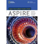 Aspire Upper-Intermediate (Discover, Learn and Engage) - Paul Dummett