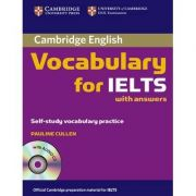 Cambridge Vocabulary for IELTS Book with Answers - contine CD audio - Pauline Cullen