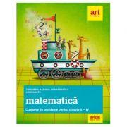 Clasele a II-a, a III-a si a IV-a. Concursul national de matematica LuminaMath