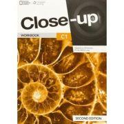 Curs de limba engleza Close-up C1 Workbook second edition - Madeleine Williamson