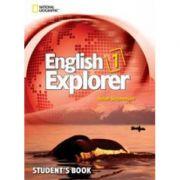 English Explorer 1: Explore, Learn, Develop - Helen Stephenson