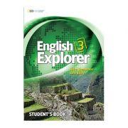 English Explorer 3 with MultiROM