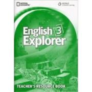 English Explorer 3: Teacher's Resource Book